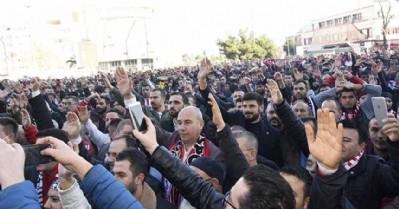 Togar'dan Samsunspor'a tam destek