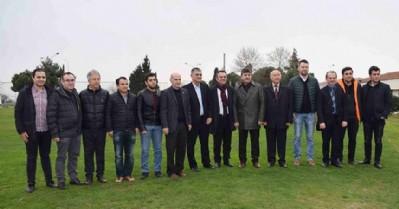 MMO'dan Samsunspor'a moral ziyareti