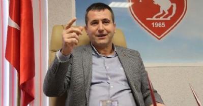 Samsunspor'da Yılmaz Vural tepkisi