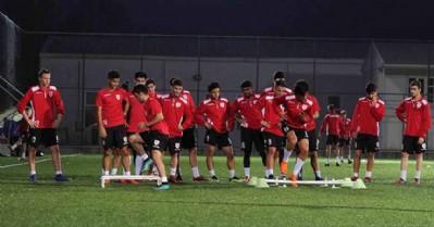 Gençler Tokatspor maçına bileniyor