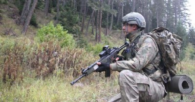 Teröristler Karadeniz'de barınamadı