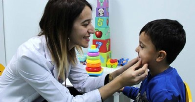 O çocuklar artık Samsun'da tedavi görecek