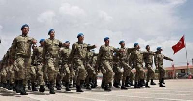 Yeni askerlik sistemi Erdoğan'ın onayına sunuldu
