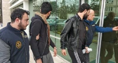 DEAŞ üyesine tutuklama