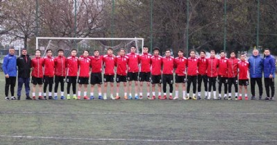 Samsunspor U-15 takımı Erbaaspor'a bileniyor
