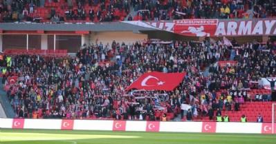 Salıpazarılı öğrenciler Samsunspor'la buluştu