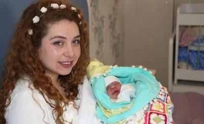 Anne adaylarına jakuzili doğum