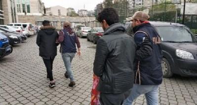 Iraklı'ya DAEŞ Tutuklaması