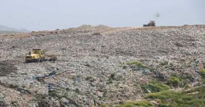 10 yılda 2,3 milyon ton katı atık bertaraf edildi