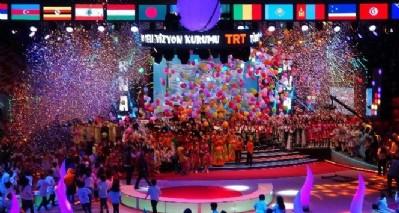 TRT'den 23 Nisan şenliği