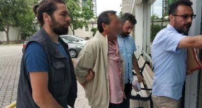 Büfeci tutuklandı