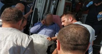 Otogar müdürü kendini vurdu