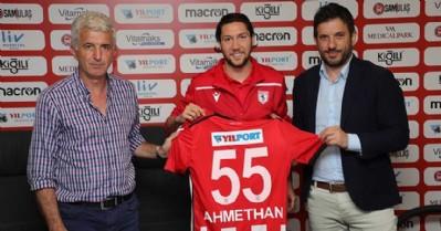 Ahmethan Köse'den 3 yıllık imza