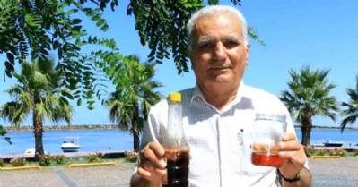 Samsunlu mühendis organik tarım ilacı üretti