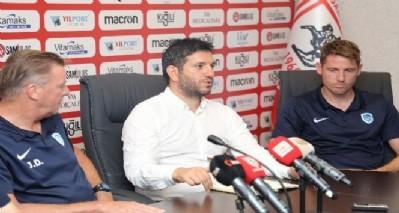 Samsunspor&Genk işbirliği