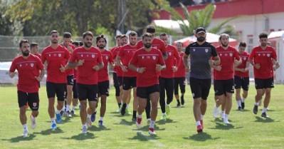 Başkent Akademi maçı hazırlıkları tamamlandı