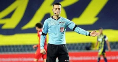 Manisa FK maçına Süper Lig hakemi