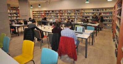 OMÜ'den öğrencilere teknolojik altyapı desteği
