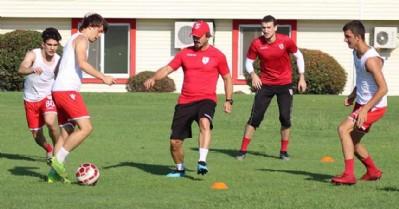 U19 takımı hazırlıklarını sürdürüyor
