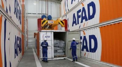 Afet yardımlarını AFAD koordine edecek