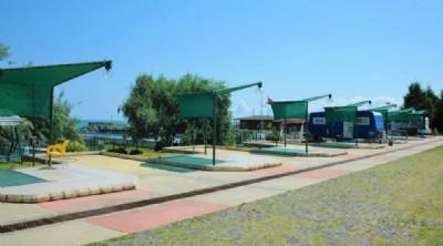 Terme'ye karavan turizm merkezi